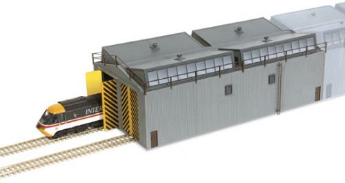 LK-80 Peco: 'MANYWAYS' SERIES LINESIDE KITS Train Shed Unit